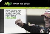 Mark Webber home page
